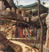 Andrea Mantegna Detail of The Agony in the Garden oil painting picture wholesale