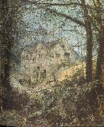 Atkinson Grimshaw Autumn Glory oil painting picture wholesale