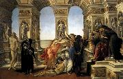 BOTTICELLI, Sandro Calumny of Apelles oil painting picture wholesale