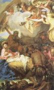 CASTIGLIONE, Giovanni Benedetto The adoracion of the pastore oil painting picture wholesale
