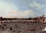 Canaletto Westminster Bridge from the North on Lord Mayor-s Day oil painting picture wholesale