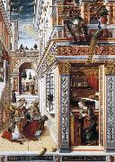 Carlo Crivelli The Annunciation oil painting picture wholesale