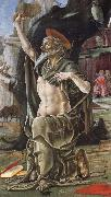 Cosimo Tura Saint Jerome in the Desert oil painting picture wholesale