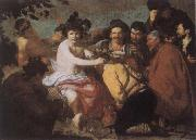 Diego Velazquez The Drunkards oil painting picture wholesale