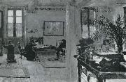 Edouard Vuillard The Room oil painting picture wholesale