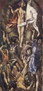 El Greco The Resurrection oil painting picture wholesale