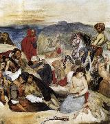Eugene Delacroix The Massacre of Chios oil painting picture wholesale
