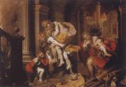 Federico Barocci The Flight of Troy oil painting picture wholesale
