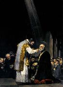 Francisco de goya y Lucientes The Last Communion of St Joseph of Calasanz oil painting picture wholesale