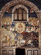 GIOTTO di Bondone Last Judgment oil painting picture wholesale