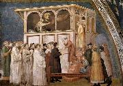 GIOTTO di Bondone Raising of the Boy in Sessa oil painting picture wholesale
