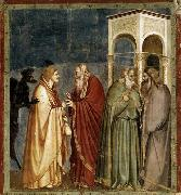 GIOTTO di Bondone Judas-Betrayal oil painting picture wholesale