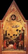 GIOTTO di Bondone The Stefaneschi Triptych Martyrdom of St Paul oil painting picture wholesale