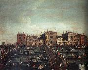 Gabriel Bella Procession of Courtesans on the Rio Della Sensa oil painting picture wholesale