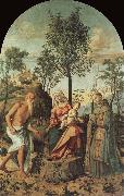 Gentile Bellini Madonna of the Orange trees oil painting picture wholesale