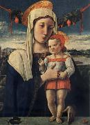 Gentile Bellini Madonna and child oil painting picture wholesale