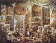 Giovanni Paolo Pannini Roma Antica oil painting picture wholesale