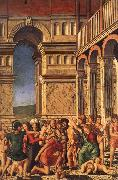 Girolamo Mocetto The Massacre of the Innocents oil painting picture wholesale