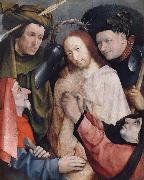 Heronymus Bosch Christ Mocked and Crowned with Thorns oil