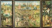 Heronymus Bosch Garden of Earthly Delights oil painting picture wholesale