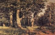 Ivan Shishkin Woods oil painting picture wholesale