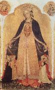 JACOBELLO DEL FIORE Madonna with the Cloak oil painting picture wholesale