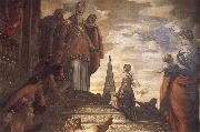 Jacopo Tintoretto Presentation of the Virgin at the Temple oil painting picture wholesale