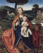 Jan provoost THe Virgin and Child in a Landscape oil painting picture wholesale