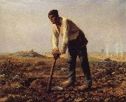 Jean Francois Millet The man with the Cut oil painting picture wholesale