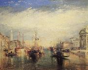 Joseph Mallord William Turner THe Grand Canal oil painting picture wholesale