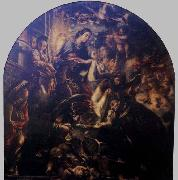 Juan de Valdes Leal Miracle of St Ildefonsus oil painting picture wholesale