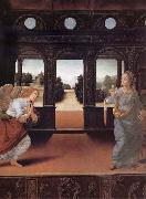LORENZO DI CREDI The Anunciaction oil painting picture wholesale