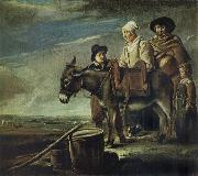 Louis Le Nain The Milkwoman-s Family oil painting picture wholesale