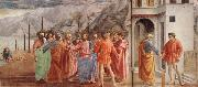 MASACCIO The Tribute Money oil painting picture wholesale