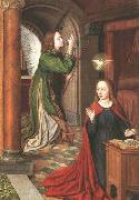 Master of Moulins The Annunciation oil painting picture wholesale