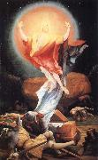 Matthias Grunewald The Resurrection,from the isenheim altarpiece oil painting picture wholesale