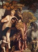 Paolo  Veronese Mars and Venus United by Love oil painting picture wholesale