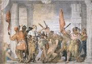 Paolo Veronese Martyrdom of St.Sebastian oil painting picture wholesale