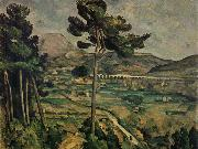 Paul Cezanne Mont Sainte oil painting picture wholesale