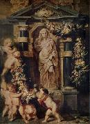 Peter Paul Rubens The Statue of Ceres oil painting picture wholesale