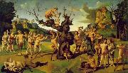 Piero di Cosimo The Discovery of Honey oil painting picture wholesale