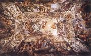 Pietro da Cortona Allegory of Divine Providence and Barberini Power oil painting picture wholesale