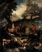 REIJSSCHOOT, Pieter Jan van The Kill Form: painting oil painting picture wholesale