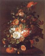 Rachel Ruysch Flower Still-Life oil painting picture wholesale