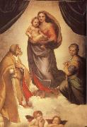 Raphael Sistine Madonna oil painting picture wholesale
