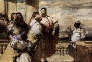 Richard Parkes Bonington A Venetian Scene oil painting picture wholesale
