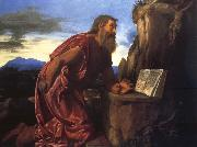 SAVOLDO, Giovanni Girolamo Saint Jerome oil painting picture wholesale