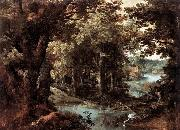 STALBEMT, Adriaan van Landscape with Fables oil painting picture wholesale