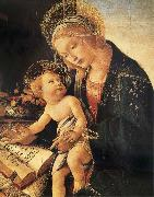 Sandro Botticelli The Madonna of the premonition oil painting picture wholesale