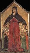 Simone Martini Madona de la Misericordia oil painting picture wholesale
